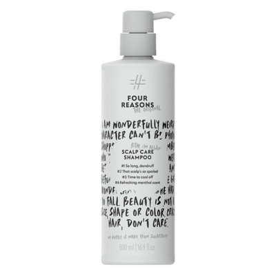Four Reasons The Original Scalp Care Shampoo 500ml