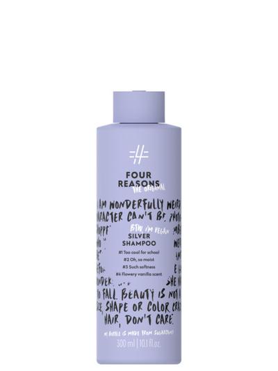Four Reasons The Original Silver Shampoo 300ml