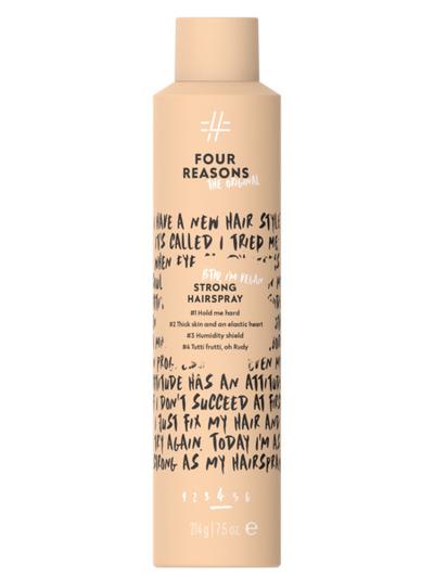 Four Reasons The Original Strong Hairspray 300ml