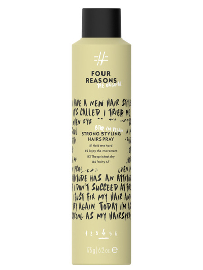 Four Reasons The Original Strong Styling Hairspray 300ml