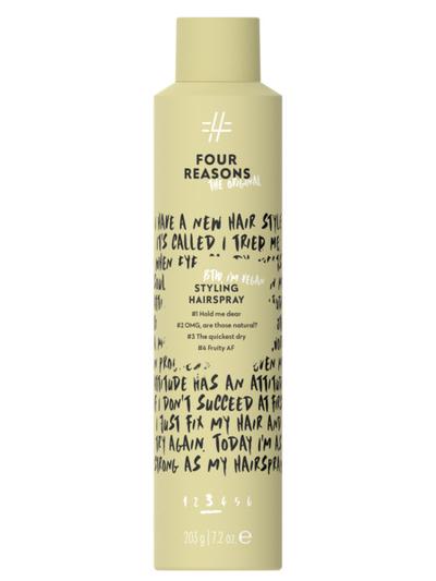 Four Reasons The Original Styling Hairspray 300ml
