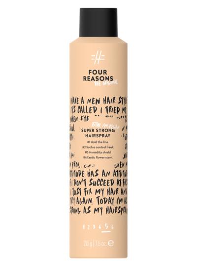 Four Reasons The Original Super Strong Hairspray 300ml