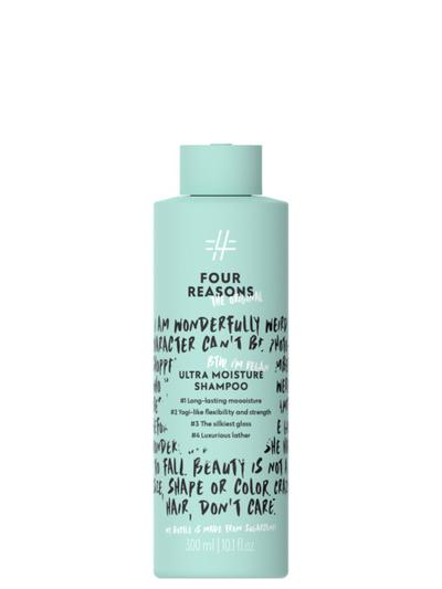 Four Reasons The Original Ultra Moisture Shampoo 300ml