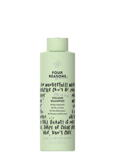 Four Reasons The Original Volume Shampoo 300ml