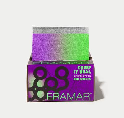 Framar Creep It Real Pop Up Foliolaput 500 kpl/pkt