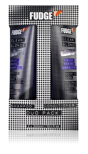 Fudge Clean Blonde Violet Toning sh+ha Pakkaus 300ml