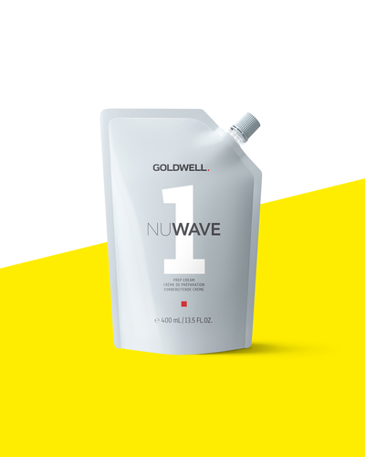 Goldwell NuWave 1 Prep Cream 400ml