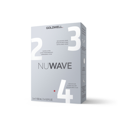 Goldwell NuWave 3x150ml (2,3,4) Paketti