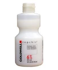 Goldwell Topchic hapete 6% 1000ml