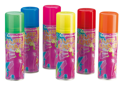 Hair Colour Spray värisuihke 125ml