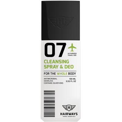 Hairways 07 Cleansing Spray & Deo 100ml