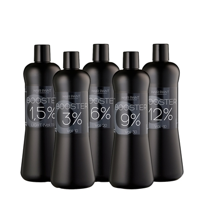 IdHAIR New Hair Paint -hapete 1000ml
