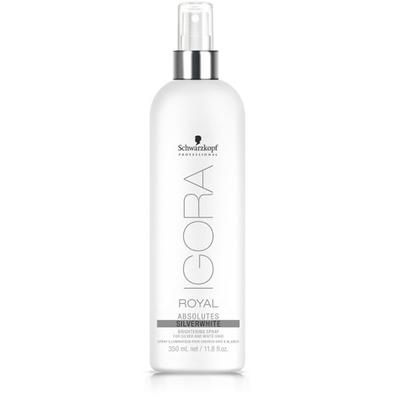 Igora Royal Absolutes Silverwhite Brightening Spray 350ml