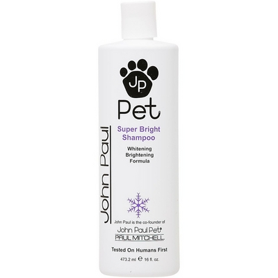 John Paul Pet Super Bright Shampoo 473ml