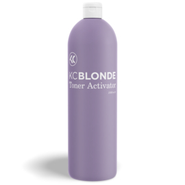 KC Blonde Toner Activator Hapete 1000ml