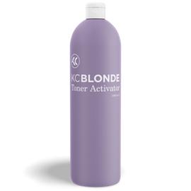 KC Blonde Toner Activator Hapete 1000ml