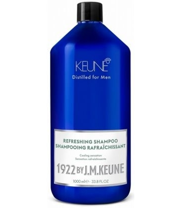 Keune 1922 Refreshing Shampoo 1000ml