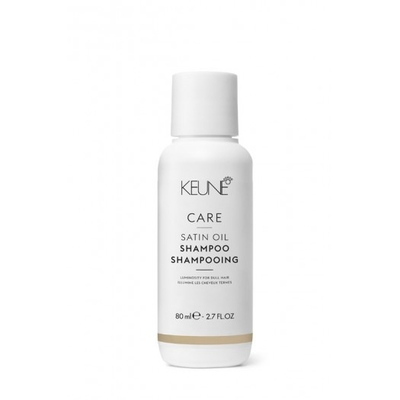 Keune Care Satin Oil Shampoo 80ml