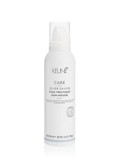 Keune Care Silver Savior Foam Treatment 200ml