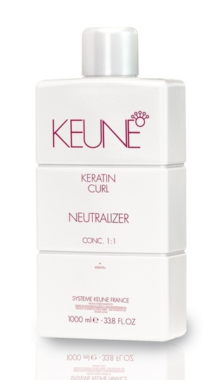 Keune Keratin Curl Neutralizer 1000ml