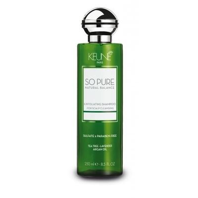 Keune So Pure Exfoliating Shampoo 250ml