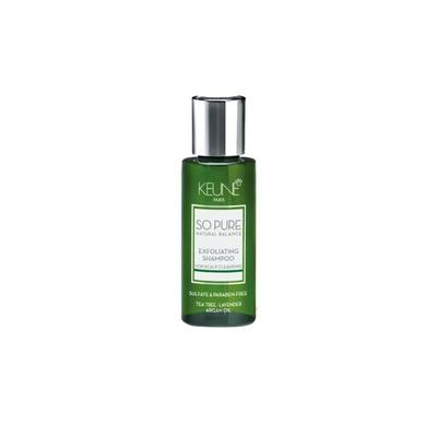 Keune So Pure Exfoliating Shampoo 50ml