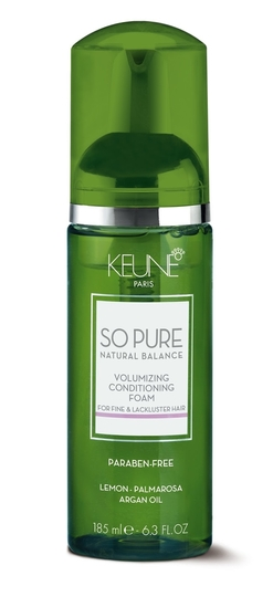 Keune So Pure Volumizing Conditioning Foam 185ml