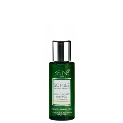 Keune So pure Moisturizing Shampoo 50ml