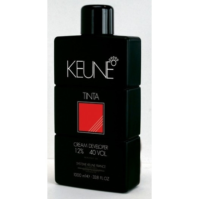 Keune Tinta Cream Developer 12% 1000ml
