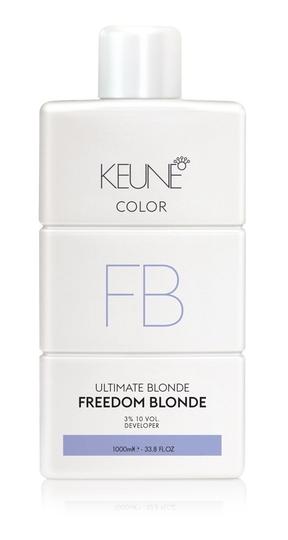 Keune Ultimate Blonde Freedom Blonde Hapete 1000ml