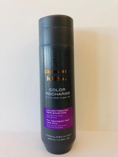 Kupa Color Recharge Sävyttävä Hoitoaine Violetti 300ml