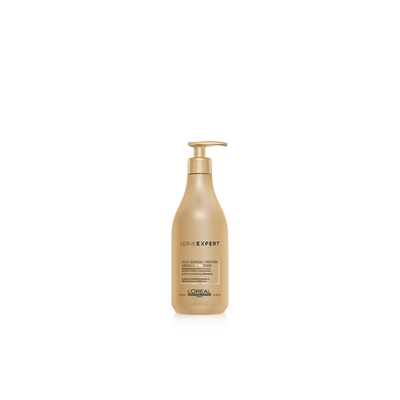 L'Oréal Serie Expert Absolut Repair Gold Quinoa + Protein Shampoo 500ml