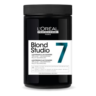 L'oréal Blond Studio 7 Clay Powder 500g