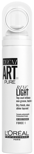 L'oréal Tecni.Art Ring Light Pure Kiiltosuihke 150ml