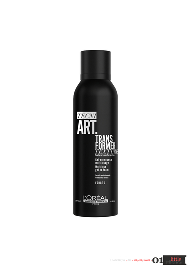 L'oréal Tecni.Art Transformer Multi-Use Gel-To-Foam 150ml