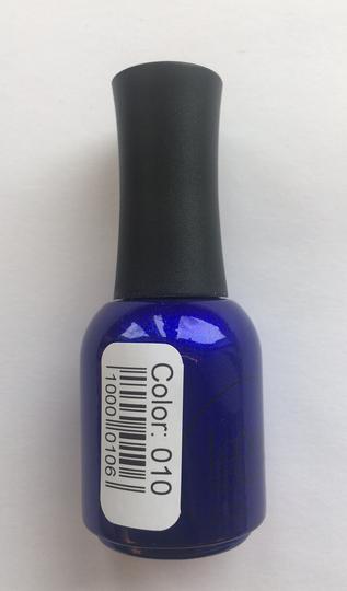 Lasenta Geelilakka Color 010
