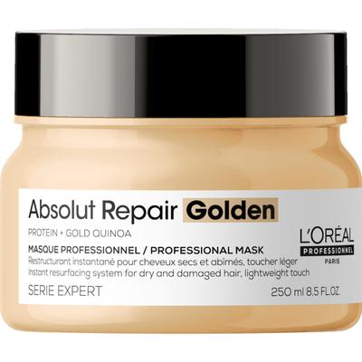 Loreal Serie Expert Absolut Repair Protein + Gold Quinoa Golden Masque 250ml