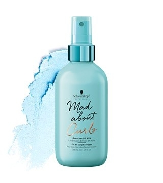 Mad About Curls Quencher Oil Milk 150ml