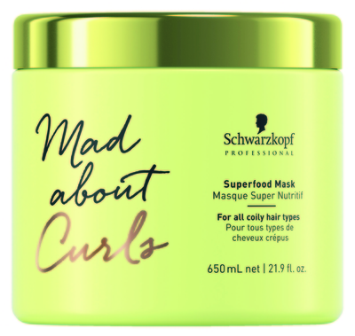 Mad About Superfood Mask 650ml