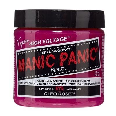 Manic Panic High Voltage -suoraväri 118ml Cleo Rose
