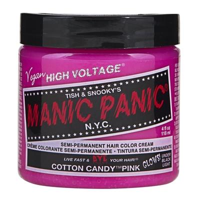 Manic Panic High Voltage -suoraväri 118ml Cotton Candy Pink