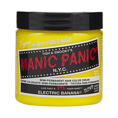 Manic Panic High Voltage -suoraväri 118ml Electric Banana
