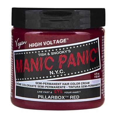 Manic Panic High Voltage -suoraväri 118ml Pillarbox Red