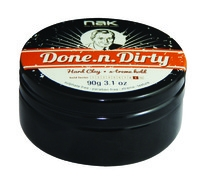NAK Done.n.Dirty Hard Clay 90g