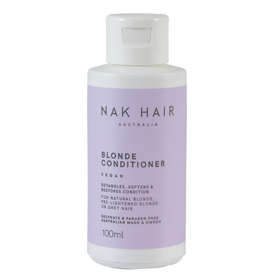 NAK HAIR Blonde Conditioner 100ml