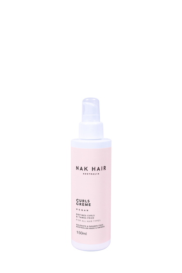 NAK HAIR Curls Styling Crème 150ml
