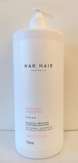 NAK HAIR Hydrate Shampoo 1000ml
