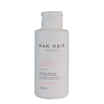 NAK HAIR Hydrate Shampoo 100ml