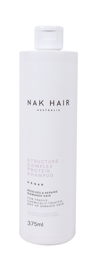 NAK HAIR Structure Complex Protein Shampoo 375ml