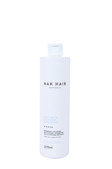 NAK HAIR Ultimate Cleanse Shampoo 375ml